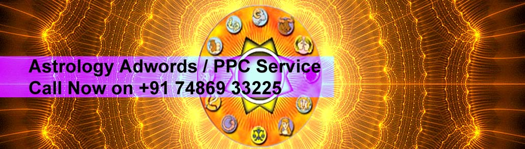 Astrology PPC Service for Astrologer Dahod Website Astro in India