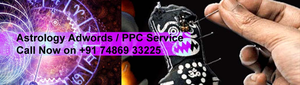 Astrology PPC Service for Astrologer Davanagere Website Astro in India